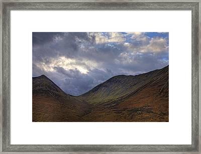 On The Isle Of Skye Framed Print by Jim Dohms