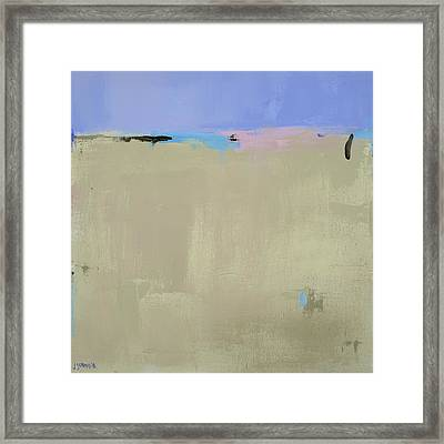 On The Perfect Day Framed Print by Jacquie Gouveia