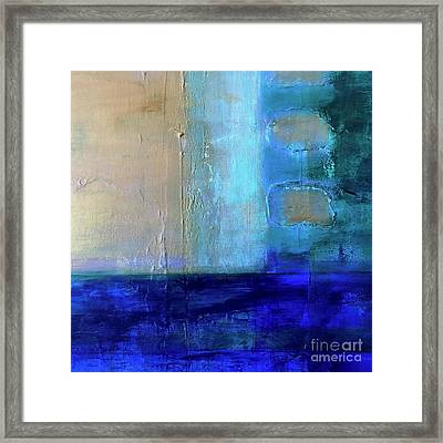 On The Right Side Framed Print