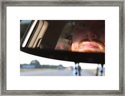 On The Road Again Framed Print by Jonathan Kotinek