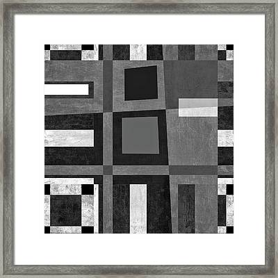 On The Tarmac Designer Series 3a20abw Framed Print