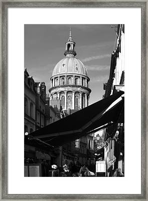 On The Way To Rotunda Framed Print by Jez C Self