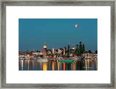 Once In A Lifetime Framed Print