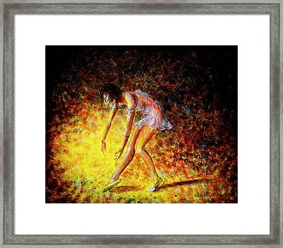 Once In A Lifetime Iv Framed Print by Nik Helbig
