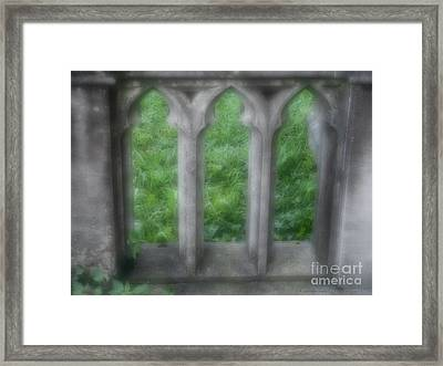 Once Upon A Fairytale Framed Print by Roxy Riou