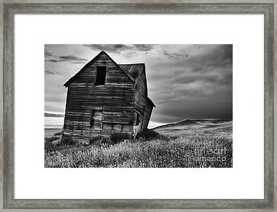 Once Upon A Time Framed Print by Bob Christopher