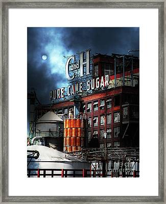 Once Upon A Time In The Sleepy Town Of Crockett California - 5d16760 - Vertical Cut Framed Print by Wingsdomain Art and Photography