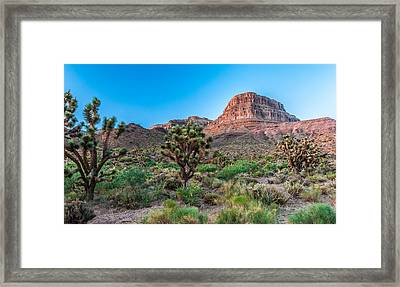 Once Upon A Time In The West Framed Print
