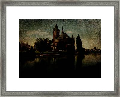 Once Upon A Time Framed Print by Sarah Vernon