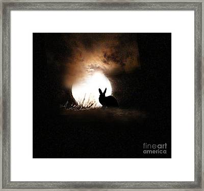 Once Upon A Time Framed Print by Sibby S