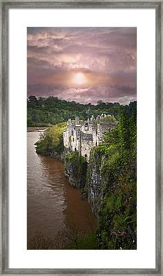 Once Upon A Time Framed Print by Vicki Lea Eggen