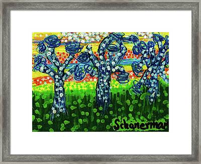 Once Upon The Imagination Framed Print
