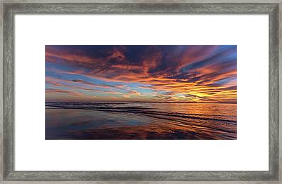 Once With You Framed Print