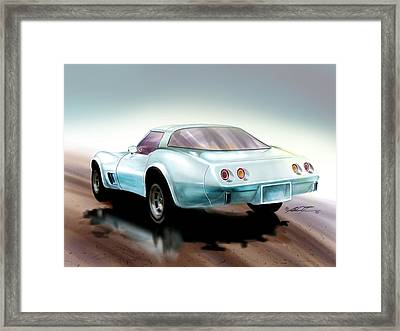 Once You Have Owned A Vette... Framed Print
