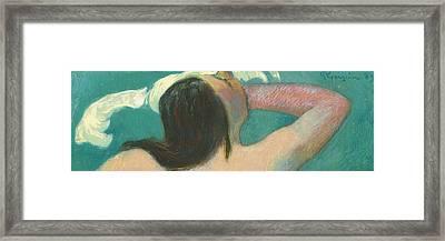 Ondine II Framed Print