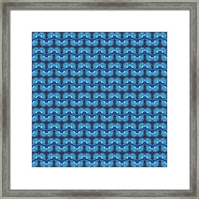 One And All - T J O D 26 Compilation Tile Framed Print by Helena Tiainen