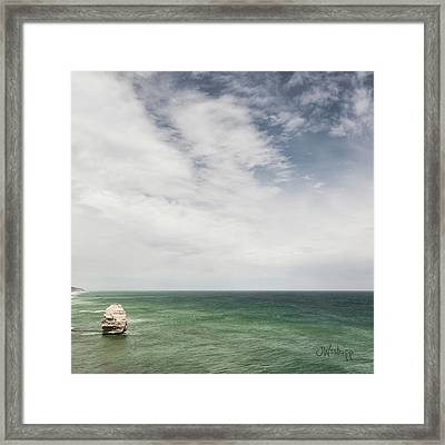 One Apostle Framed Print by Joseph Westrupp