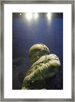 One Average Step Framed Print by Jez C Self