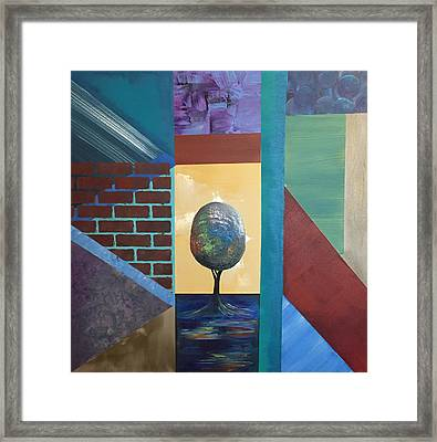 One Framed Print