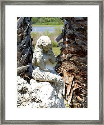 One Day... Framed Print by Debbie May