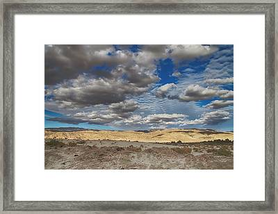 One Day I'll Fly Framed Print by Laurie Search