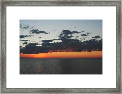 One Desire Framed Print by Laurie Search