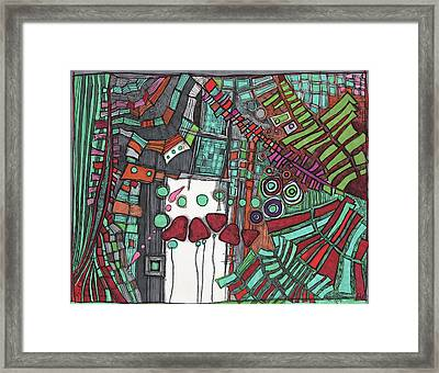 One For Timmy Framed Print by Sandra Church