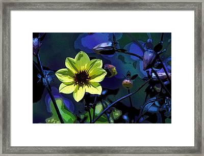 One Good Deed Framed Print by J DeVereS
