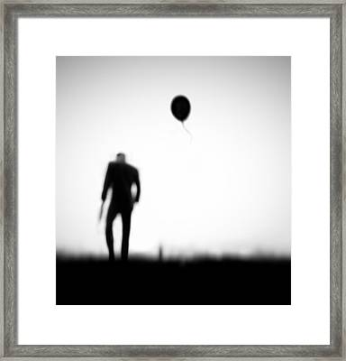 One Last Chance Framed Print by Hengki Lee