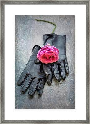One Last Love Framed Print