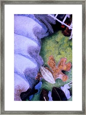 One Mans Trash Anothers Treasure Framed Print