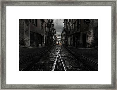 One Memory Framed Print by Jorge Maia