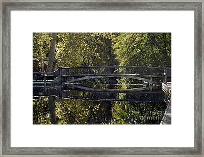 One Mile Bridge Framed Print