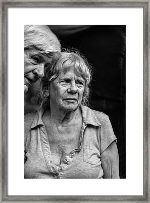 One Moment In Time Framed Print by John Haldane