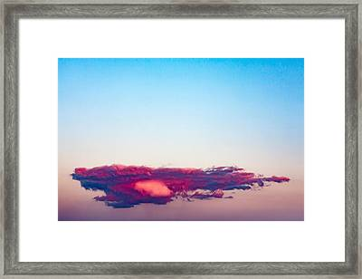 One Moment In Time Framed Print by Todd Klassy