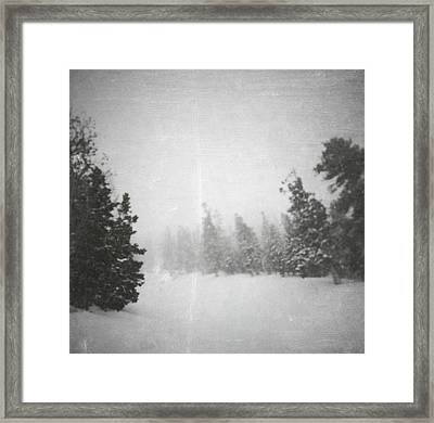One Night  Framed Print by Mark Ross