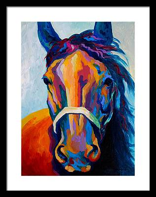 Horses Framed Prints