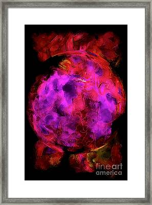 One Of These Dreams Framed Print
