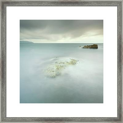 One Of These Mornings Framed Print by Pawel Klarecki