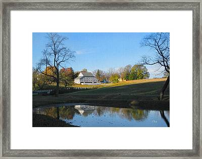 One Quiet Sunday Framed Print by Gordon Beck