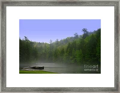 One Spring Morning Framed Print by Debra Straub