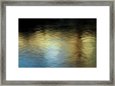 Framed Print featuring the photograph One Tree by Kenneth Campbell