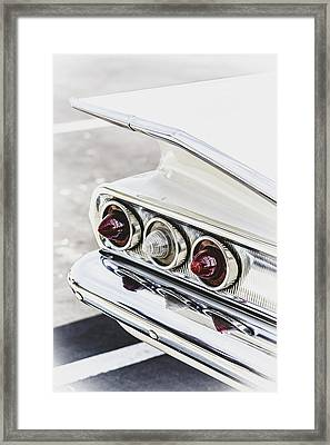 Framed Print featuring the photograph One Way Or The Other by Caitlyn Grasso