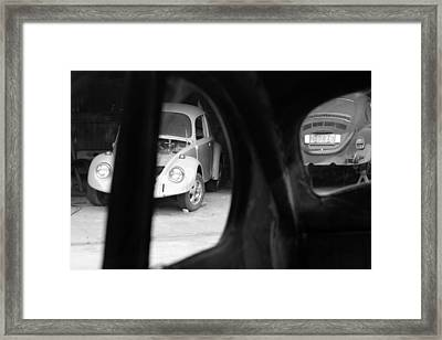 Only Broken For A While Framed Print by Jez C Self
