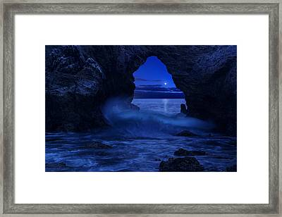 Only Dreams Framed Print