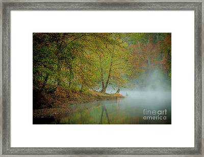 Framed Print featuring the photograph Only If I Go by Iris Greenwell