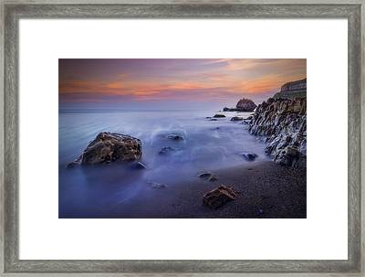 Only In Heaven Framed Print