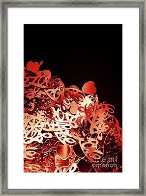 Only Love Framed Print