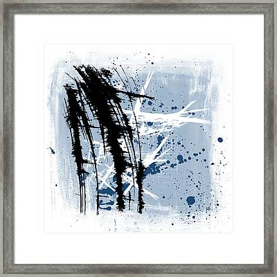 Only One Reason Framed Print by Melissa Smith