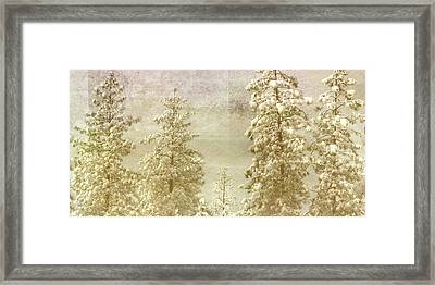 Only This Moment Framed Print by Bonnie Bruno